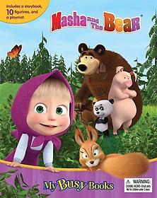 "<font title=""My Busy Books: Masha & the Bear 마샤와 곰 비지북 피규어책"">My Busy Books: Masha & the Bear 마샤와 ...</font>"
