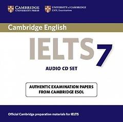 "<font title=""Cambridge IELTS 7 : Audio CD (CD:2/ 교재별매)"">Cambridge IELTS 7 : Audio CD (CD:2/ 교재...</font>"