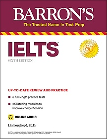 "<font title=""IELTS with Online Audio (Paperback/ 6th Ed.)"">IELTS with Online Audio (Paperback/ 6th ...</font>"