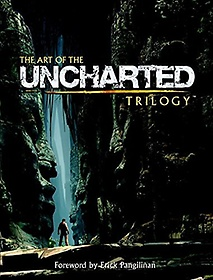 "<font title=""The Art of the Uncharted Trilogy (Hardcover)"">The Art of the Uncharted Trilogy (Hardco...</font>"