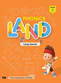 Phonics Land Book 3