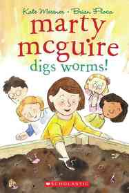 Marty Mcguire Dig Worms! (CD)