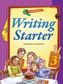 "<font title=""Writing Starter 3 : Student Book (Paperback/ 2nd Edition)"">Writing Starter 3 : Student Book (Paperb...</font>"