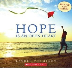 Hope Is an Open Heart (Paperback)