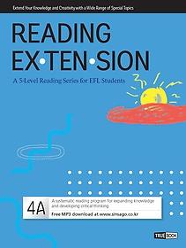 Reading Extension 리딩익스텐션 4A (2017년)