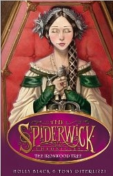 "<font title=""Spiderwick #04 : The Ironwood Tree (Paperback)"">Spiderwick #04 : The Ironwood Tree (Pape...</font>"