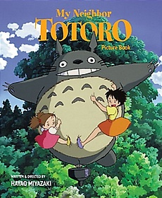 """<font title=""""My Neighbor Totoro Picture Book (New Edition): New Edition (Hardcover, Original) """">My Neighbor Totoro Picture Book (New Edi...</font>"""