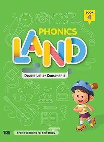Phonics Land Book 4