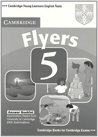 """<font title=""""Cambridge Young Learners English Tests 5 Flyers: Answer Booklet (Paperback)"""">Cambridge Young Learners English Tests 5...</font>"""