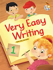 """<font title=""""Very Easy Writing 1 : Student Book+Workbook (Paperback+Audio CD)"""">Very Easy Writing 1 : Student Book+Workb...</font>"""