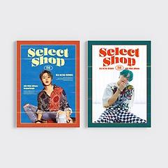 하성운 - Select Shop [미니 5집 리패키지][Bitter+Sweet Ver.][패키지]