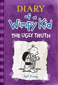 Diary of a Wimpy Kid #5: The Ugly Truth (Paperback)