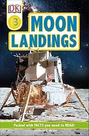 """<font title=""""DK Readers Level 3: Moon Landings (Paperback) """">DK Readers Level 3: Moon Landings (Paper...</font>"""