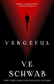 Vengeful (Hardcover)