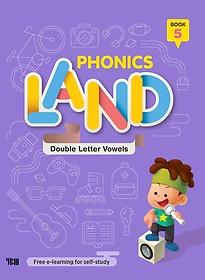 Phonics Land Book 5