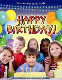 """<font title=""""Happy Birthday! (School and Library Binding)"""">Happy Birthday! (School and Library Bind...</font>"""