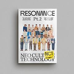 NCT(엔시티) - The 2nd Album RESONANCE Pt.2 [Departure Ver.]
