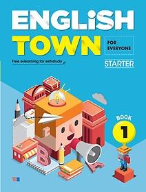 English Town Starter, Book 1