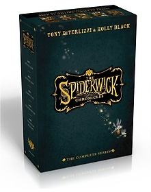"<font title=""The Spiderwick Chronicles, the Complete Series (Paperback)"">The Spiderwick Chronicles, the Complete ...</font>"