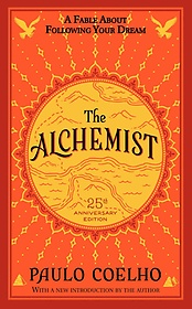 "<font title=""The Alchemist 25th Anniversary (Mass Market Paperback/ International Edition)"">The Alchemist 25th Anniversary (Mass Mar...</font>"