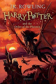 """<font title=""""Harry Potter and the Order of the Phoenix (Hardcover/ 영국판)"""">Harry Potter and the Order of the Phoeni...</font>"""