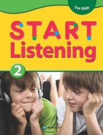 Start Listening 2 (Paperback+Workbook+CD:2)