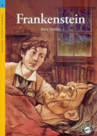 "<font title=""Compass Classic Readers Level 3 : Frankenstein (Paperback+CD)"">Compass Classic Readers Level 3 : Franke...</font>"