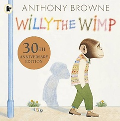 "<font title=""그림책 Willy the Wimp (Paperback/ 30th Anniversary Edition)"">그림책 Willy the Wimp (Paperback/ 30th A...</font>"
