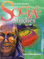Social Studies Grade 3 - Our Communities 2007 (Hardcover)