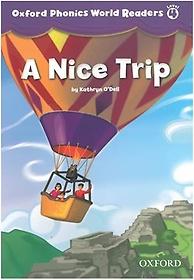 "<font title=""Oxford Phonics World Readers 4-3: A Nice Trip (Paperback)"">Oxford Phonics World Readers 4-3: A Nice...</font>"