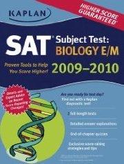 "<font title=""Kaplan SAT Test Biology E/M 2009-2010 (Paperback) "">Kaplan SAT Test Biology E/M 2009-2010 (P...</font>"