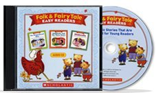Folk & Fairy Tale Easy Readers : Audio CD (도서별매)