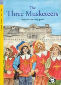 "<font title=""Compass Classic Readers Level 6 : The Three Musketeers (Paperback+CD)"">Compass Classic Readers Level 6 : The Th...</font>"