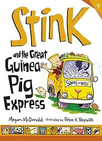 """<font title=""""Stink and the Great Guinea Pig Express (Paperback)"""">Stink and the Great Guinea Pig Express (...</font>"""