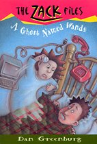 A Ghost Named Wanda - Zack Files 3 (Paperback)