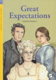 "<font title=""Compass Classic Readers Level 6 : Great Expectations (Paperback+CD)"">Compass Classic Readers Level 6 : Great ...</font>"
