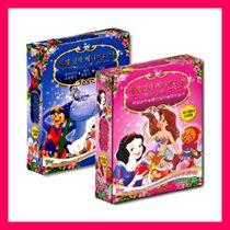 [DVD] 세계명작 애니메이션 프린스 & 프린세스 6종세트 / 조기 영어 교육용!