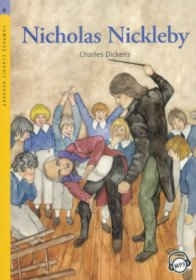 "<font title=""Compass Classic Readers Level 6 : Nicholas Nickleby (Paperback+CD)"">Compass Classic Readers Level 6 : Nichol...</font>"