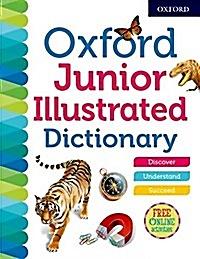 "<font title=""Oxford Junior Illustrated Dictionary (Paperback)"">Oxford Junior Illustrated Dictionary (Pa...</font>"