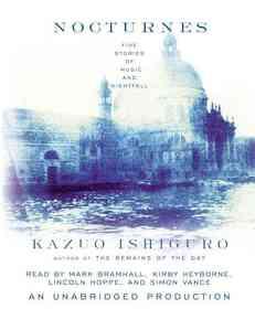Nocturnes (CD / Unabridged)