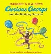 """<font title=""""Curious George And The Birthday Surprise (Paperback)"""">Curious George And The Birthday Surprise...</font>"""