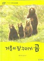 겨울의 잠꾸러기 곰 (땅에사는동물)