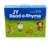 JY Read-a-Rhyme Set (Student Book:4+ CD:4+ ���̵��+ ������ 20��+ �׸�ī�� 20��)