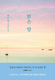 밝은 밤  : 최은영 장편소설