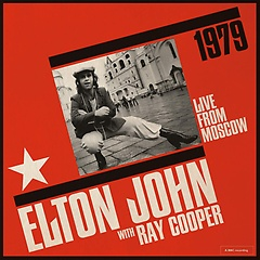 """<font title=""""Elton John - Live From Moscow [2CD][Digipack]"""">Elton John - Live From Moscow [2CD][Digi...</font>"""