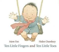 "<font title=""Ten Little Fingers and Ten Little Toes (Board Book)"">Ten Little Fingers and Ten Little Toes (...</font>"