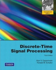 Discrete - Time Signal Processing (Paperback / 3rd Ed.)