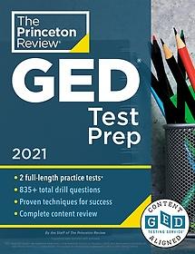 "<font title=""Princeton Review GED Test Prep 2021 (Paperback)"">Princeton Review GED Test Prep 2021 (Pap...</font>"