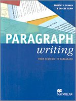 """<font title=""""Paragraph Writing - Student Book (Paperback)"""">Paragraph Writing - Student Book (Paperb...</font>"""
