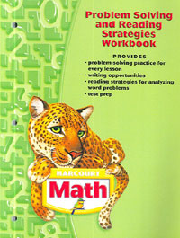 Harcourt Math 5 - Problem Solving Workbook, 2007 (Paperback)